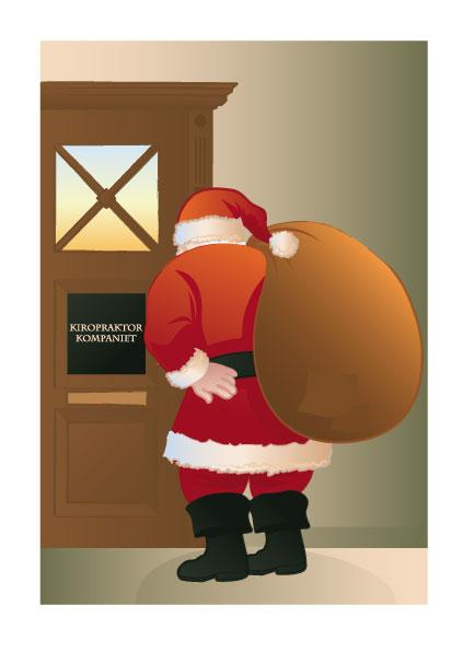 Santas back is hurting 22
