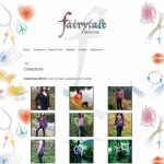 Fairytale, web site and logo
