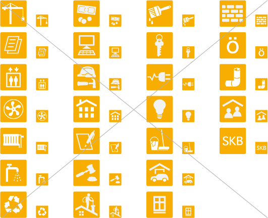 Icons for SKB 7