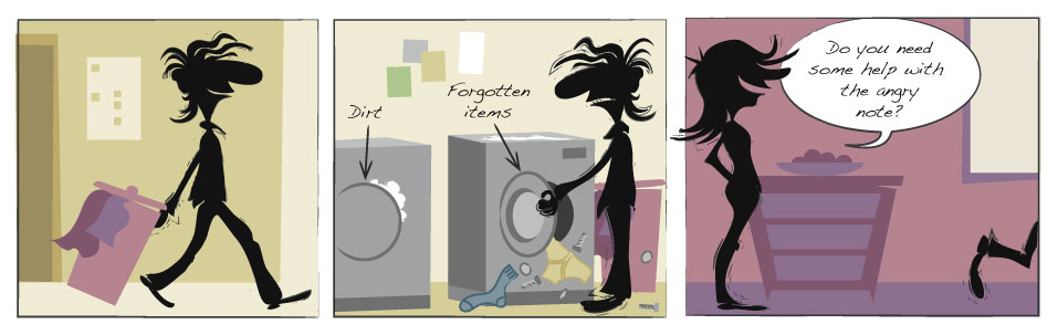 Washing 8