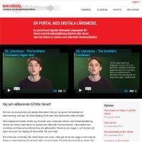 minhorsel wordpress webbutveckling